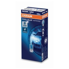Osram W5W Cool Blue Intense Xenon Look 12V 1ΤΜΧ