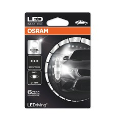 Osram C5W LEDriving Premium 31mm Cool White 12V 1ΤΜΧ