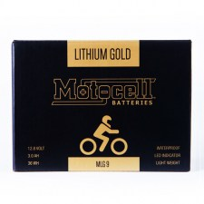 Motocell Lithium Gold MLG9